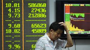 Crollo Cina
